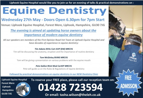 Dentistry Evening - FINAL