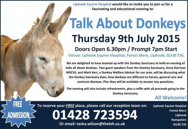 Donkey Talk -2015 1