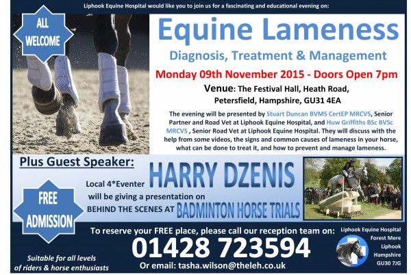 Lameness Client Evening - November Final